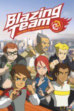 Blazing Team: Masters Of Yo Kwon Do: Season 2