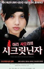The Secret Female Ninja