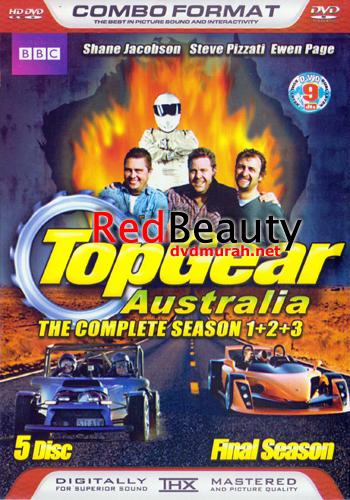 Top Gear Australia: Season 1