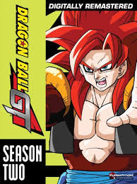 Dragon Ball Gt: Season 3