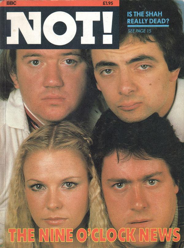 Not The Nine O'clock News: Season 3