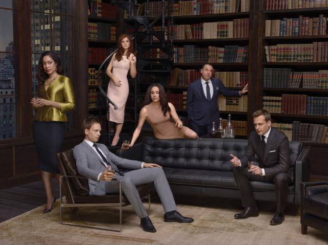 Suits: Season 4