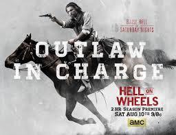 Hell On Wheels: Season 3