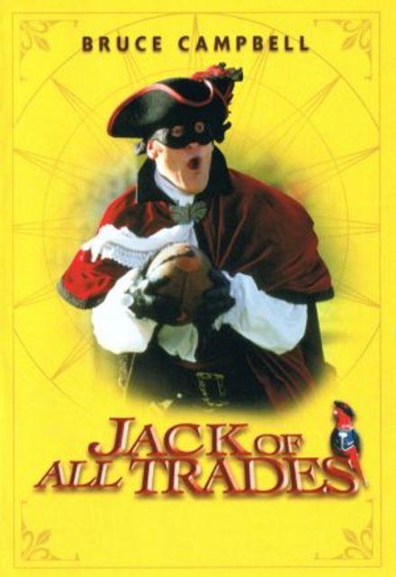 Jack Of All Trades: Season 2