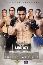 Legacy Fighting Championship 41 Pineda Vs Carson