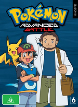 Pokémon: Season 8