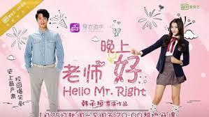 Hello Mr. Right
