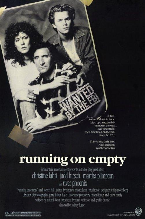 Running On Empty (1988)