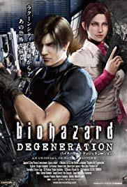 Resident Evil: Degeneration (sub)