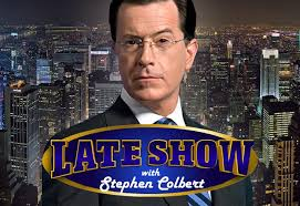 Late Show With Stephen Colbert: Season 1