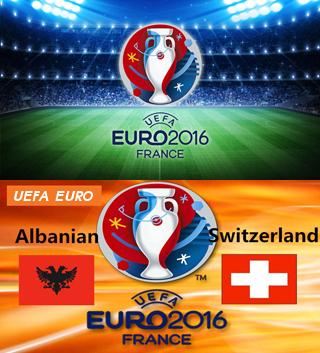Uefa Euro 2016 Group A Albania Vs Switzerland