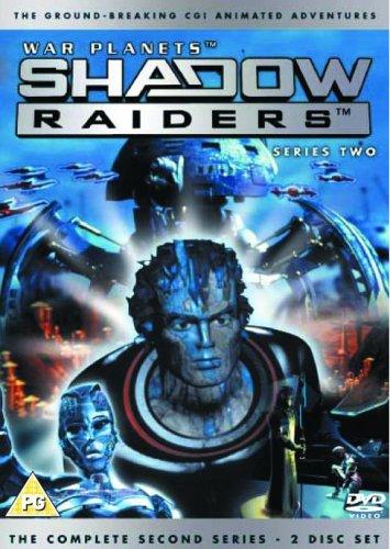 Shadow Raiders: Season 2
