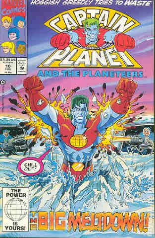 Captain Planet And The Planeteers: Season 4