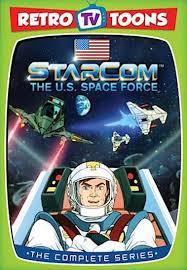 Starcom: The U.s. Space Force: Season 1