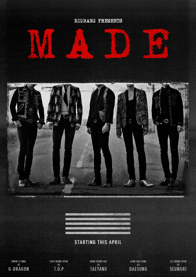 Bigbang: Made Tour