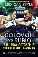 Golovkin Vs Rubio