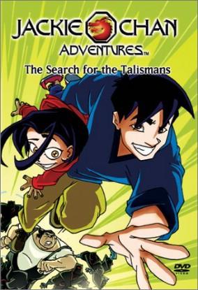 Jackie Chan Adventures 1 (dub)