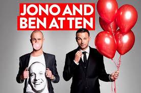 Jono And Ben At Ten: Season 4