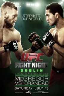 Ufc Fight Night 46 Conor Mcgregor Vs Diego Brandao