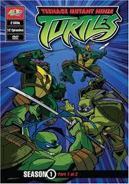 Teenage Mutant Ninja Turtles (2012): Season 1