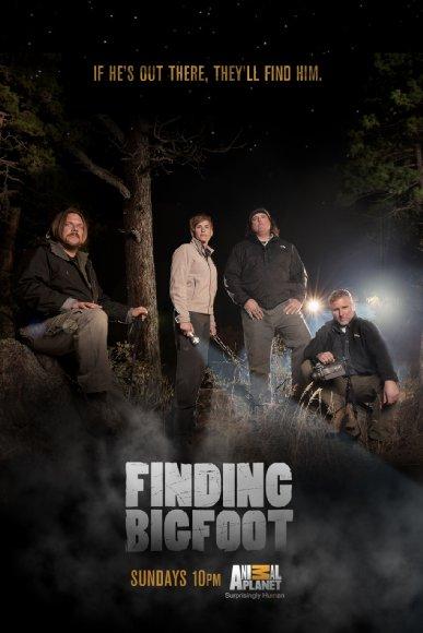 Finding Bigfoot: Season 1