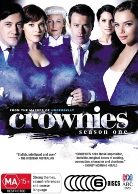 Crownies: Season 1