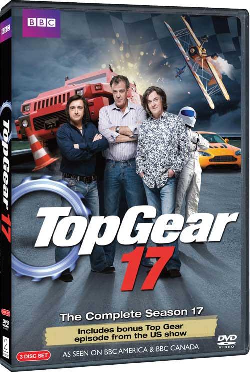 Top Gear: Season 17