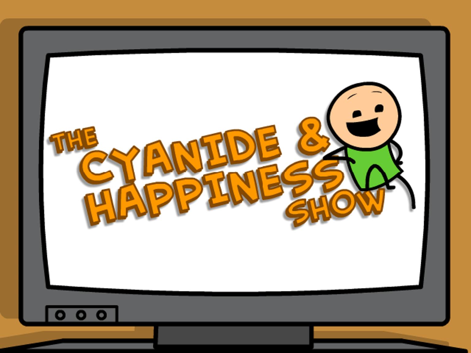 The Cyanide & Happiness Show: Season 1