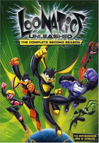 Loonatics Unleashed: Season 1