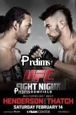 Ufc Fight Night 60 Prelims
