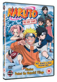 Naruto: The Lost Story - Mission: Protect The Waterfall Village (sub)