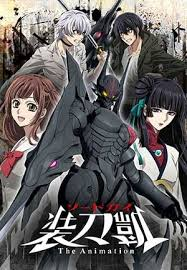 Sword Gai: The Animation: Season 2