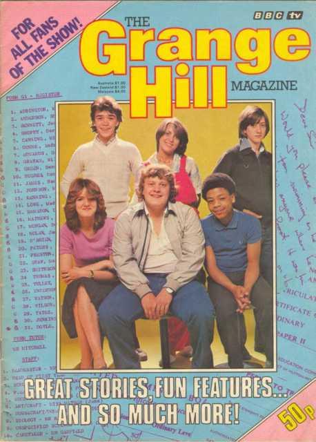 Grange Hill: Season 7
