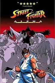 Street Fighter Alpha (dub)