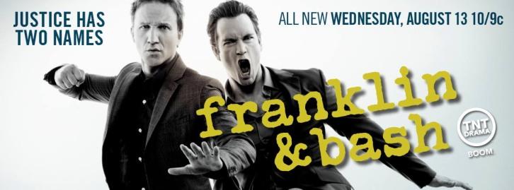 Franklin & Bash: Season 4
