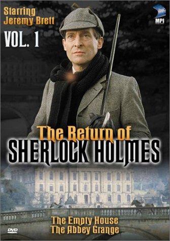 The Return Of Sherlock Holmes: Season 2