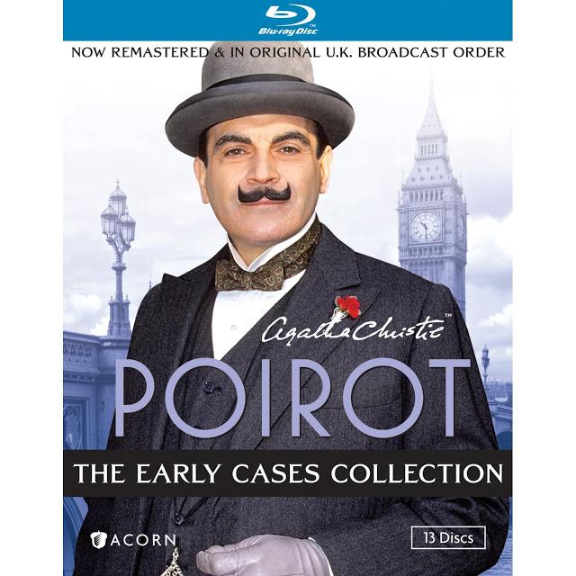 Agatha Christie's Poirot: Season 13